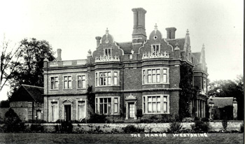 Westoning Manor about 1900 [Z50/130/5]